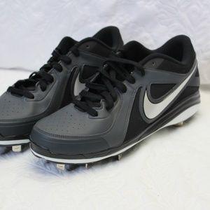 Nike MVP Metal Cleats Size 14